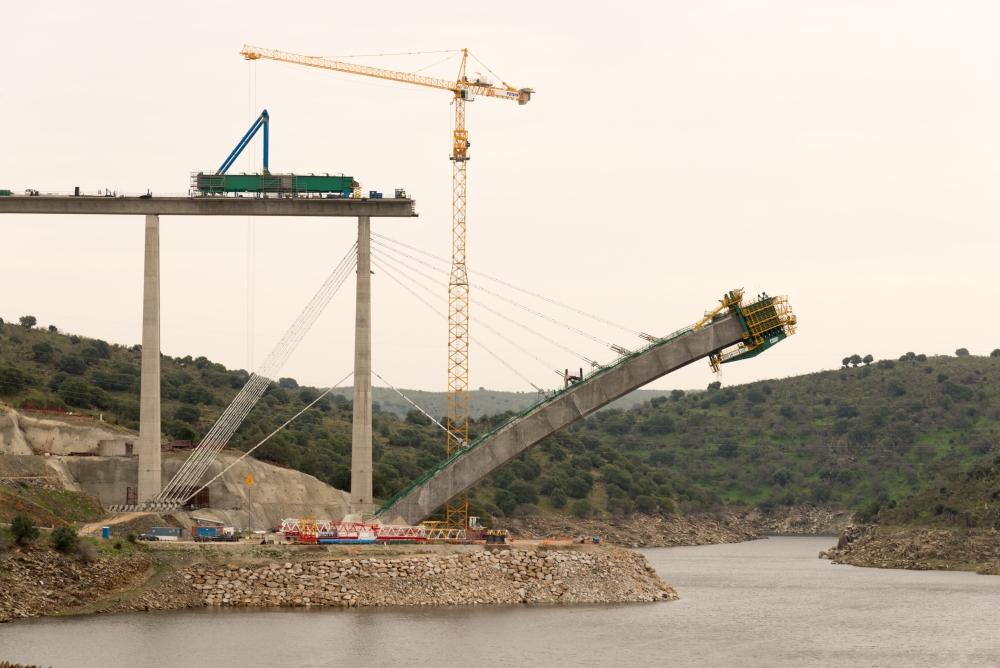 #6.2 Viaducto sobre el Río Almonte, mais uma vez [visita] (2/6)