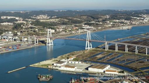 Figueira da Foz 9 - Ponte Edgar Cardoso